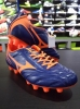 Football Boots shoes Mizuno MONARCIDA NEO MD 2017 FG Blue Original Man shoes