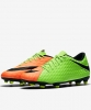 Nike Scarpe Calcio Football Hypervenom Verde Phade III FG Uomo
