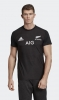 Training Shirt All Blacks New Zealand Adidas Performance Tee Man 2019