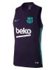 Barcellona Nike Maglia Allenamento Training smanicato Dry squad 2018 19