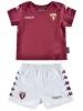 Torino Turin Kappa Completo Calcio Bambino Amaranto 2015 16 Home Baby kit