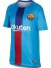 Barcellona Nike Maglia Allenamento Training Ragazzo bambino pre match Dry Top