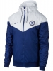 Chelsea Fc Nike Giacca Sportiva Sport jacket Blu Windrunner 2017 18
