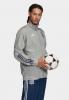 Spain FEF adidas Men\'s Presentation Tracksuit Jacket Euro 2020 Gray