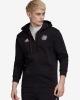 Sport Sweatshirt Jacket AJAX adidas original Hoodie 3 Stripes Full Zip man 2020 21 Black