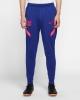 Training Suit pants FCB Barcelona Nike dry Strike Man 2021 blue with zip pockets
