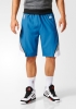 Adidas Pantaloncini Blu basket NBA swingman Minnesota Timberwolves