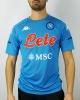SSC Napoli Kappa Maglia Allenamento Training Azzurro ABOUO 4 2020 21