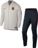 As Roma Nike Tuta Allenamento Training 2018 Dry Squad version bench Grigio