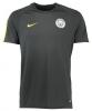 Manchester City Nike Maglia Allenamento Training Grigio Dry Squad 2016 17
