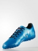 Football boots Shoes Original Adidas Messi 16.4 Turf Trainers Man royal