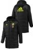 Down Jacket Bomber Jacket Black Original LG Chelsea adidas Men 2016 17