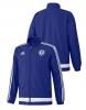 Presentation Chelsea Fc Adidas Giacca Allenamento Training Blu 2015 16 Uomo