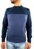 SS Lazio Macron Felpa Sportiva sweatshirt 2018 19 Blu Line Fan Degarzata cotone