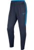 Nike Pantaloni tuta Pants Blu Dry Academy Football con TASCHE a ZIP