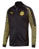 Borussia Dortmund BVD Puma Giacca pre Gara Pre match Jacket Nero Stadium