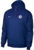Chelsea Fc Nike Giacca Sportiva Sport Jacket 2018 19 Windrunner Blu