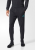 Real Madrid Adidas Pantaloni tuta Pants 2017 18 Nero cotone