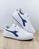 Diadora Scarpe Sportive Sneakers Sportswear Bianco Blue PLAYGROUND Lifestyle