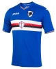 Sampdoria Football Jersey shirt Joma Home Blue Man 2016 17 Original