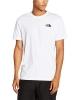 T-shirt maglia maglietta UOMO The North Face Bianco Red Box T 2021 Cotone