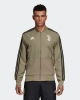 Juventus Adidas Giacca Rappresentanza Pres jacket Beige 2018 19
