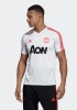 Manchester United Adidas Maglia Allenamento Training Grigio Climacool 2019