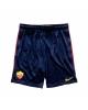 Training shorts AS ROMA Nike Dry Strike Men 2019 20 Blue