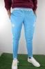 Training pants Pants adidas Olympique Marseille Original Blue Man 2015 16