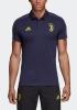 Juventus Adidas Polo Maglia Uefa Champions League Cotone Viola 2018 19
