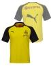 Borussia Dortmund bvb 09 Puma Maglia Allenamento Training Giallo Training Top