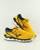 Running shoes mizuno WAVE SKY 4 Yellow man
