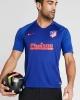 Training Shirt Atletico Madrid Nike Breathe Strike Top 2019 20 Blue Original Man