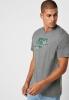 T-Shirt Freizeit Nike Freizeithemd Original Sportswear CAMO Man 2019 Grau
