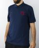 Polo Shirt Nike Barcelona cotton Piquet man 2019 20 Blue