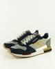 Sport Shoes Sneakers Napapijri Virtus Man Gray CASTELROCK