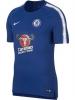 Chelsea Fc Nike Maglia Allenamento Training Breathe Squad Top Blu 2018 19