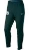 Manchester City Nike Pantaloni tuta Pants 2017 18 Verde Uomo Dry Squad