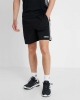 sports shorts Adidas Essentials 3 Stripes Chelsea Man black