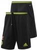Chelsea Fc Adidas Pantaloncini Shorts Nero 2016 17 allenamento training