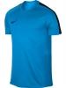 Nike Maglia Allenamento Training Dry Academy Football Top azzurro blu