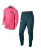 Atletico Madrid Nike Tuta Allenamento Training Mezza Zip Drill squad Rosa