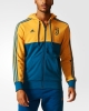 Sport jacket Juventus Original Adidas 3 Stripes Full Zip Hoodie Man 2017 18