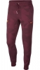 Barcellona Nike Pantaloni tuta Pants Rosso cotone Sweat Authentic Cuff 2017 18