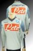 Training Top Sweatshirt Macron Naples Original Mens Grey  2014 15