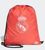 Real Madrid Adidas Sacca Rucksack Gymsack Borsa tg Unisex 2018 19 Rosso