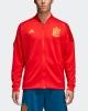 Spagna Adidas Giacca pre gara pre match Jacket Mondiali 2018 Anthem Zone Rosso