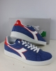 Sneakers Sport boots Shoes Diadora Game Canvas LifeStyle Blue