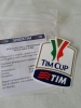 Patch Badge x football jersey shirt  Tim Cup cup size Italian Players