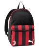 Ac Milan Puma Zaino Bag Backpack Ftbl Core Phase Rosso Nero 2020 21